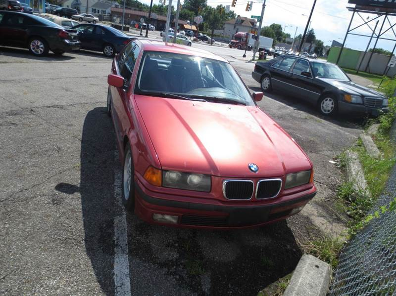 Bmw Series I Dr Sedan In Columbus OH B T Auto Sales - 1998 bmw 328i for sale