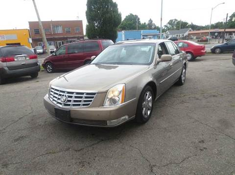 2007 Cadillac DTS for sale in Columbus, OH