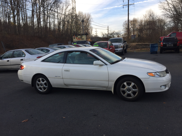 2000 toyota camry solara sle v6 2dr coupe in quakertown pa. Black Bedroom Furniture Sets. Home Design Ideas