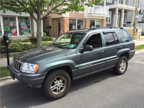 2002 Jeep Grand Cherokee for sale in Quakertown, PA