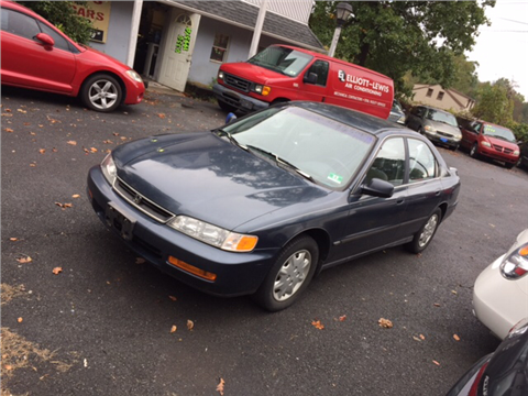 1997 Honda Accord for sale in Quakertown, PA