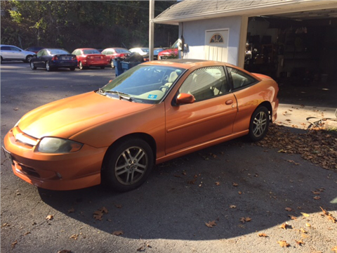 2004 Chevrolet Cavalier for sale in Quakertown, PA