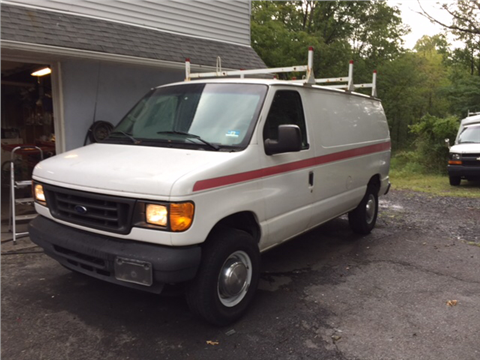 2004 Ford E-Series Cargo for sale in Quakertown, PA