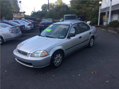 1998 Honda Civic for sale in Quakertown, PA