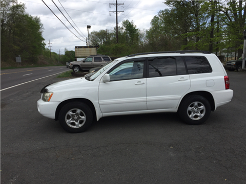 2003 Toyota Highlander for sale in Quakertown, PA