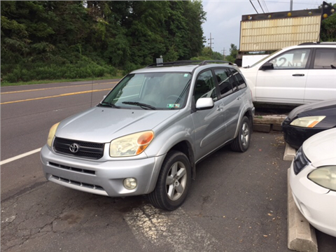 2004 Toyota RAV4 for sale in Quakertown, PA