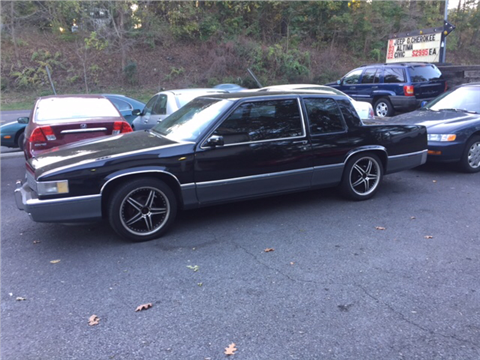1990 Cadillac DeVille for sale in Quakertown, PA