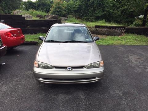 2001 Chevrolet Prizm for sale in Quakertown, PA