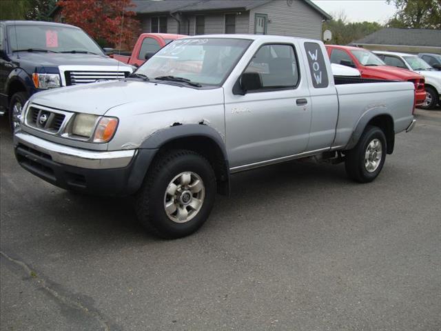 2000 Nissan Frontier