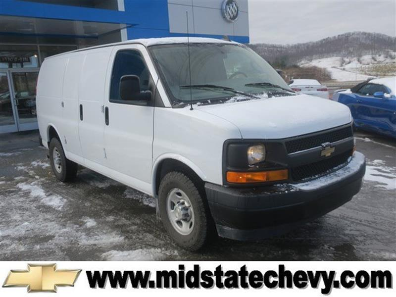 2017 Chevrolet Express Cargo For Sale In Sutton WV