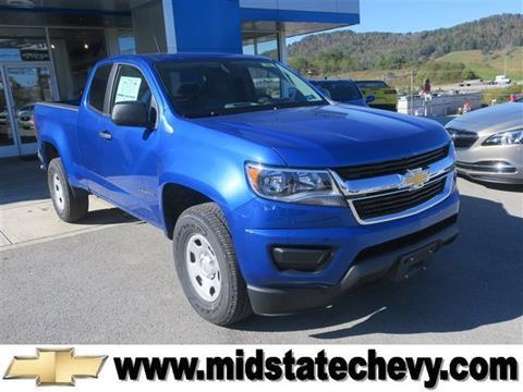 2018 Chevrolet Colorado for sale in Sutton, WV