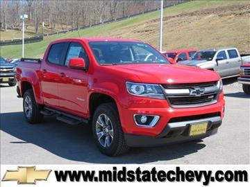 2017 Chevrolet Colorado for sale in Sutton, WV