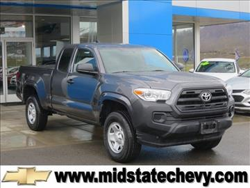 2016 Toyota Tacoma for sale in Sutton, WV