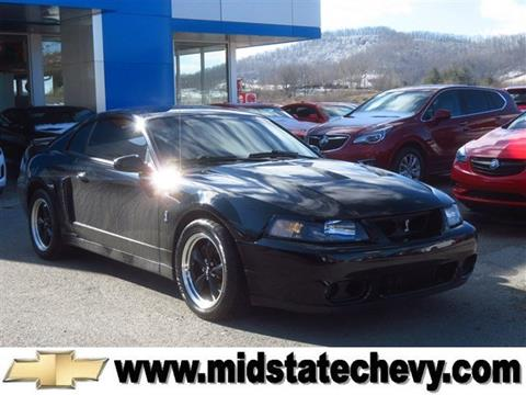 2003 Ford Mustang SVT Cobra for sale in Sutton, WV