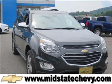 Chevrolet Equinox For Sale Gladstone Or