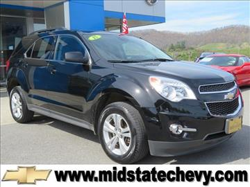 2015 Chevrolet Equinox for sale in Sutton, WV