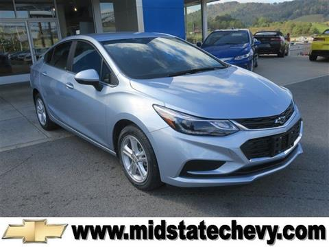 2018 Chevrolet Cruze for sale in Sutton, WV