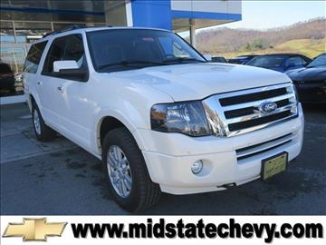 2014 Ford Expedition EL for sale in Sutton, WV