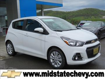 2017 Chevrolet Spark for sale in Sutton, WV