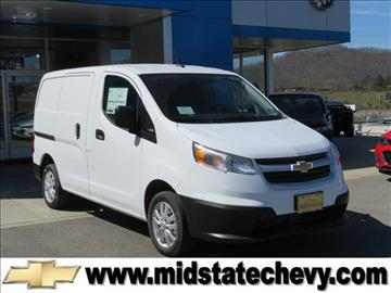 2017 Chevrolet City Express Cargo for sale in Sutton, WV
