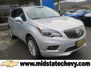 2017 Buick Envision for sale in Sutton, WV