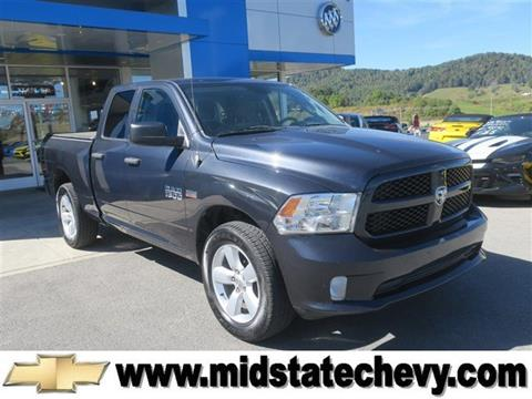 2015 RAM Ram Pickup 1500 for sale in Sutton, WV