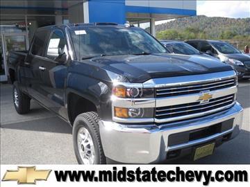 2016 Chevrolet Silverado 2500 For Sale West Virginia
