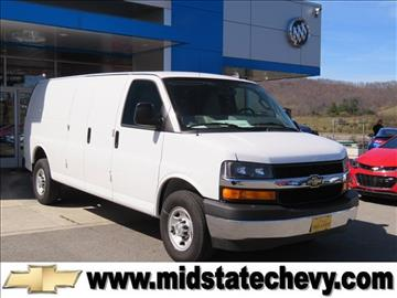 2017 Chevrolet Express Cargo for sale in Sutton, WV