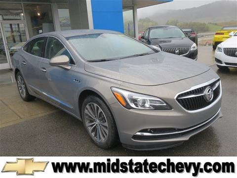 2018 Buick LaCrosse for sale in Sutton, WV