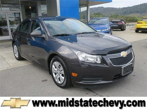 2014 Chevrolet Cruze for sale in Sutton, WV