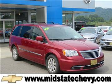 2014 Chrysler Town and Country for sale in Sutton, WV