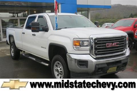 2015 GMC Sierra 2500HD for sale in Sutton, WV