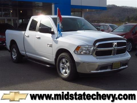 2013 RAM Ram Pickup 1500 for sale in Sutton, WV
