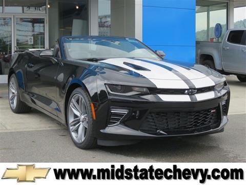 2017 Chevrolet Camaro for sale in Sutton, WV