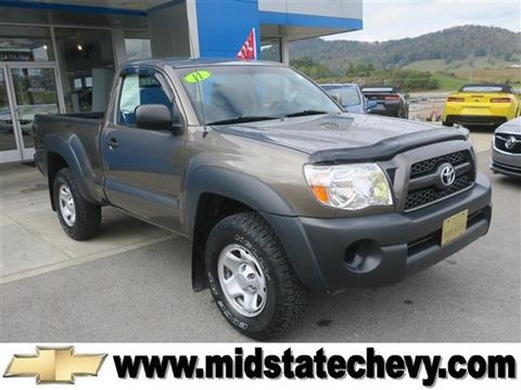 2011 Toyota Tacoma for sale in Sutton, WV