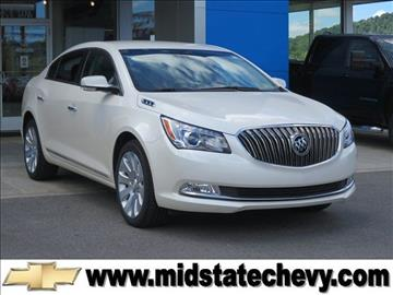 2014 Buick LaCrosse for sale in Sutton, WV