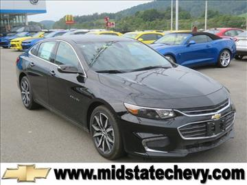 2018 Chevrolet Malibu for sale in Sutton, WV