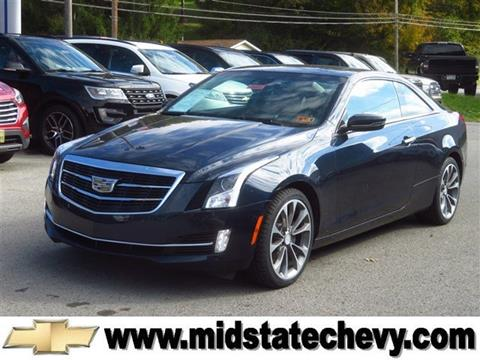 2015 Cadillac ATS for sale in Sutton, WV
