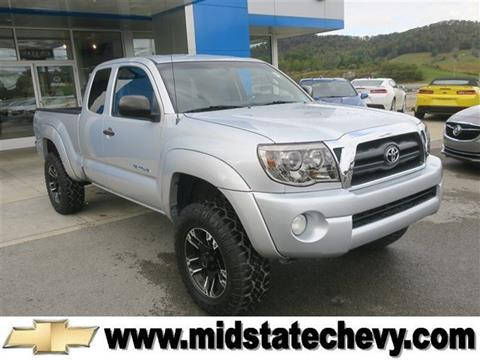 2008 Toyota Tacoma for sale in Sutton, WV