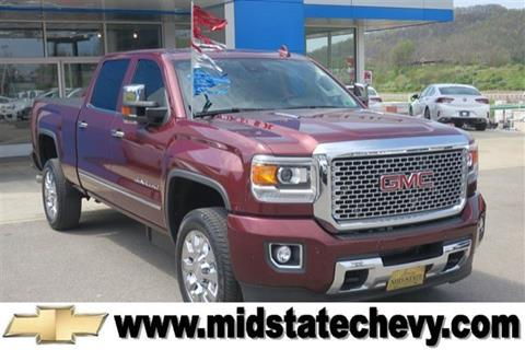 2016 GMC Sierra 2500HD for sale in Sutton, WV