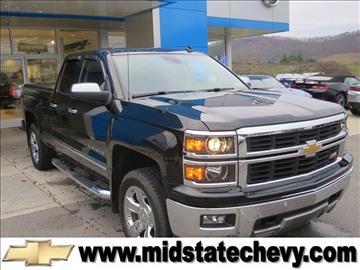 2014 Chevrolet Silverado 1500 for sale in Sutton, WV