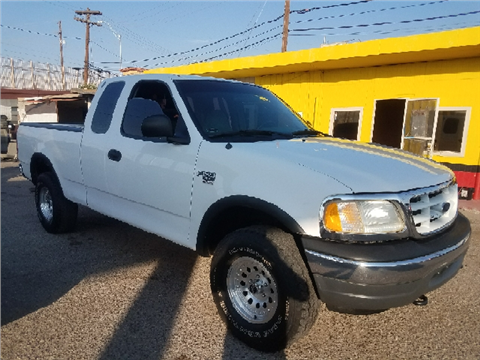 1999 Ford F-150 for sale in El Paso, TX