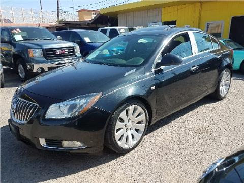 2011 Buick Regal for sale in El Paso, TX