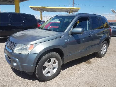 2008 Suzuki Grand Vitara for sale in El Paso, TX