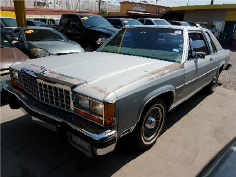 Ford Ltd For Sale Carsforsale Com