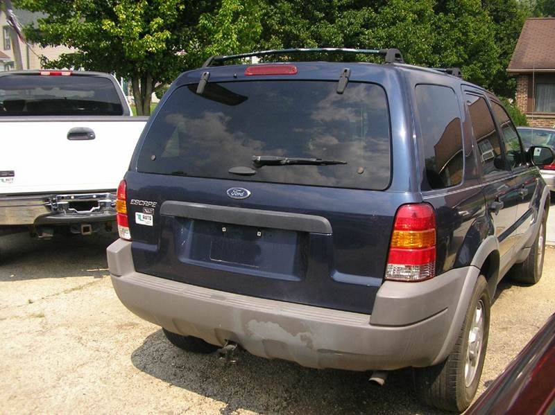 2002 Ford Escape
