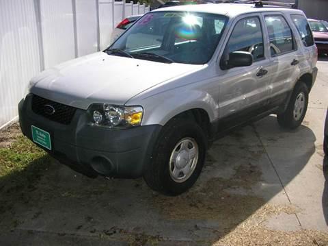 2005 Ford Escape for sale in Savanna, IL