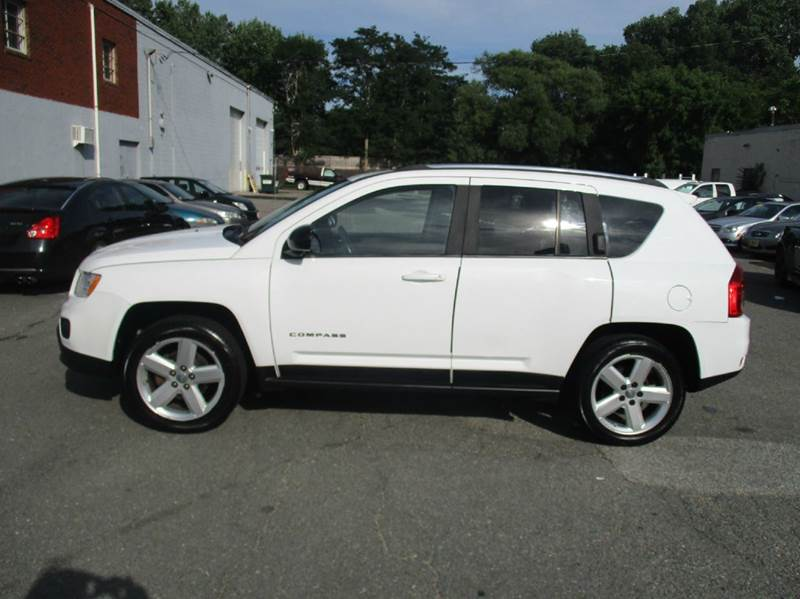 2011 jeep compass 4x4 limited 4dr suv in malden ma