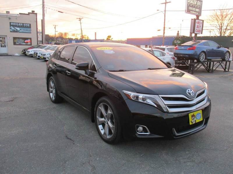 2013 toyota venza limited awd v6 4dr crossover in malden