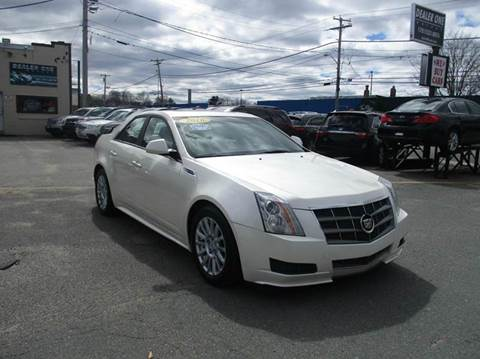 2010 Cadillac CTS for sale in Malden, MA